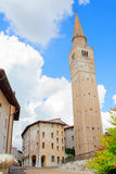 St. Marco square, Pordenone Stock Photo