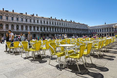 St Marco Square Royalty Free Stock Image
