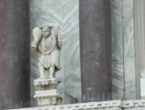 St. Marcs Basilika in Venedig Italien Stockbilder
