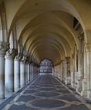 St. Marcs Square, Doge`s Palace Royalty Free Stock Photos
