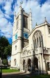 St Margaret Church på den Westminster abbotskloster i London, UK Royaltyfri Bild