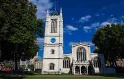 St. Margaret Church an Westminster Abbey in London, Großbritannien stockbild