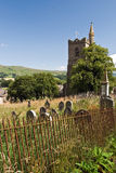 St Margaret's CHurch, Hawes Stock Photo