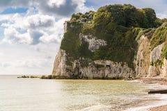 St Margaret ` s przy Cliffe, Kent, Anglia, UK obrazy royalty free