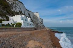 St Margaret zatoki plaża Zdjęcia Stock