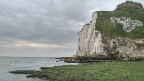 St Margarets bay. Dover, Kent royalty free stock photo
