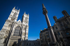 St Margarets church in Westminster central London Royalty Free Stock Photography