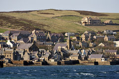 St Margarets hope, south Ronaldsay Royalty Free Stock Photo