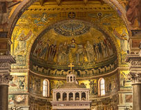 Free St Maria Basilica In Trastevere Stock Photo - 24258900