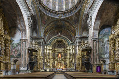 Free St. Maria Church In Los Arcos, Navarre. Spain. Royalty Free Stock Photo - 40978325