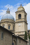 St. Maria degli Angeli Basilica. Assisi. Umbria. Royalty Free Stock Photography