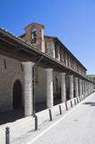 St. Maria dei Laici Church. Gubbio. Umbria. Royalty Free Stock Images
