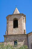 St. Maria della Pieta Church. Lucera. Puglia. Italy. Royalty Free Stock Photography