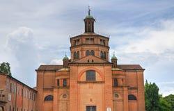 St. Maria di Campagna Church. Piacenza. Emilia-Romagna. Italy. Stock Photos