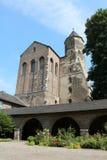 St. Maria im kyrkliga Kapitol, Cologne, Tyskland Arkivfoto