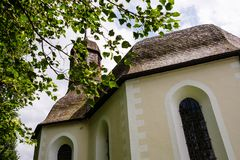 St. Maria Loretto chapel nearby Oberstdorf in Bavaria Stock Images