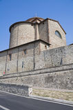 St. Maria Maddalena Church. Castiglione del Lago. Stock Photo