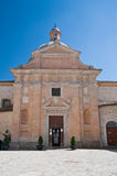 St. Maria Nuova Church. Assisi. Umbria. Stock Photos