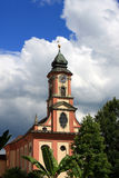 St. Marien church, Mainau. Castle church of St. Marien at Mainau, Germany Stock Photography