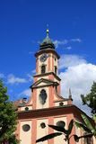 St. Marien church, Mainau Royalty Free Stock Images