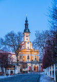 St. Marien church, Neuzelle abbey, Germany Stock Photography