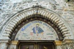 St. Mark�s Monastery, Jerusalem Royalty Free Stock Photo