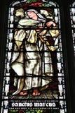 St Mark евангелист стоковые изображения rf