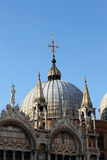 St. Mark Cathedral Venice Stock Photo