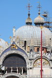 St. Mark Cathedral in Venice Royalty Free Stock Photography