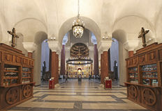 St. Mark Church in Belgrade, Serbia Royalty Free Stock Image