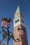 St Mark dzwonnica, Wenecja, Veneto, Itlay Zdjęcie Royalty Free