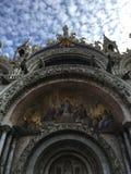 St Mark et x27 ; cathédrale de s Photo stock