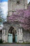 St Mark Kirche an den Regenten parken in London stockbilder