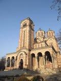 St Mark kościół, Belgrade Zdjęcie Royalty Free