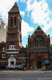 St Mark St Marylebone photo stock