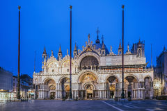St Mark`s Basilica Royalty Free Stock Image
