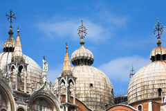 St Mark's Basilica, Venice Stock Photo