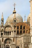 St Mark's Basilica, Venice, Italy Royalty Free Stock Photos