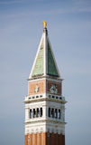 St Mark's belltower, Venice Royalty Free Stock Images