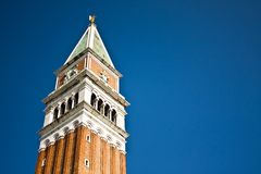 St Mark's Campanile Stock Photos