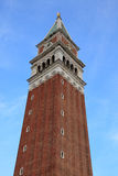 St Mark's Campanile Stock Image