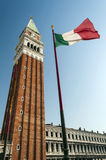 St Mark's Campanile. Stock Images