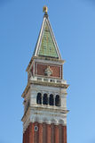 St Mark's Campanile Stock Photo
