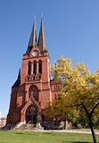 St. Mark's Church in Chemnitz, Germany Royalty Free Stock Photography