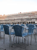 St. Mark's Square Royalty Free Stock Image