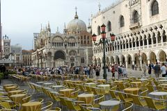 St Mark's Square Stock Images