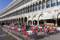 St Mark's square Stock Photography