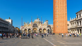 Free St. Mark`s Square In Venice Stock Photos - 96211143