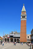 St. Mark's Square Royalty Free Stock Images