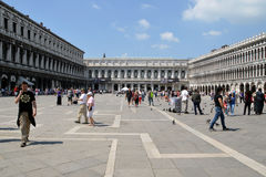 St Mark's Square Stock Image